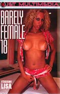 Barely Female 18 Cover