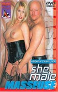 She Male Masseuse Cover