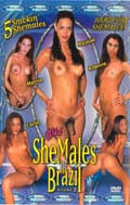 Wild She-males Of Brazil 2 Cover