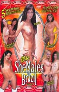 Wild She-males Of Brazil Cover