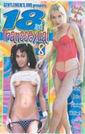 18 And Transexual 8 Cover