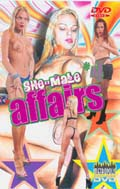 She-male Affairs 4 Cover