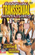 Brazilian Transexual Adventures 3 Cover
