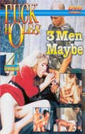 Fuck Holes: 3 Men And A Maybe Cover