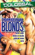 Transexual Blonds Cover