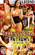Transsexual Tantrums Cover